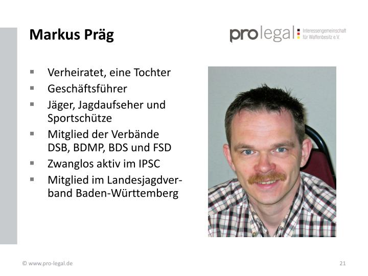Markus Präg