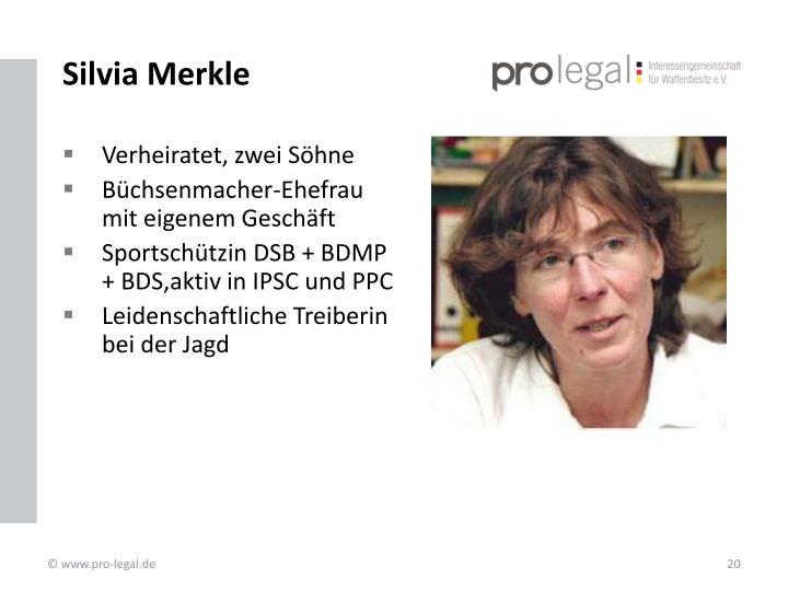 Silvia Merkle