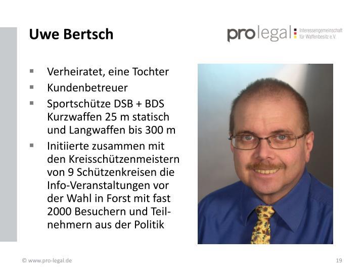 Uwe Bertsch
