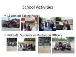 school activities1