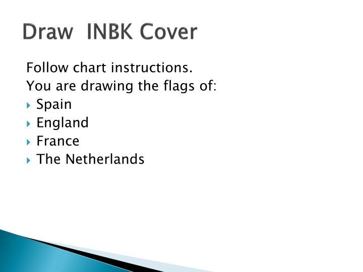 Draw  INBK Cover