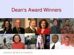 dean s award winners