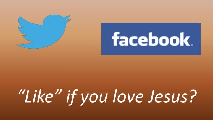 """Like"" if you love"