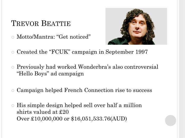 Trevor Beattie