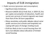 impacts of eu8 immigration1