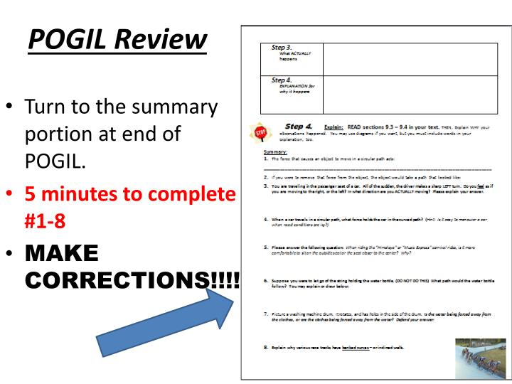 POGIL Review