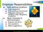 employer responsibilities1