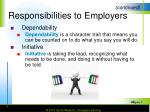 responsibilities to employers2