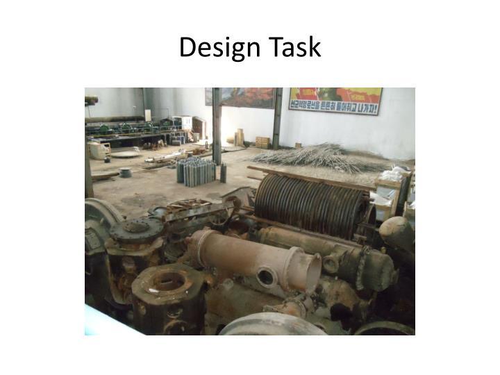 Design Task