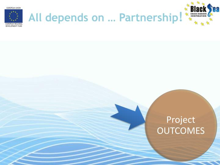 All depends on … Partnership