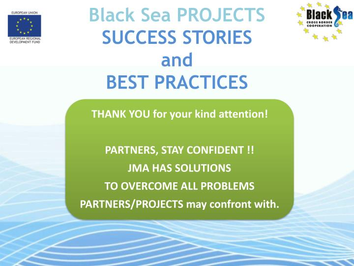 Black Sea PROJECTS