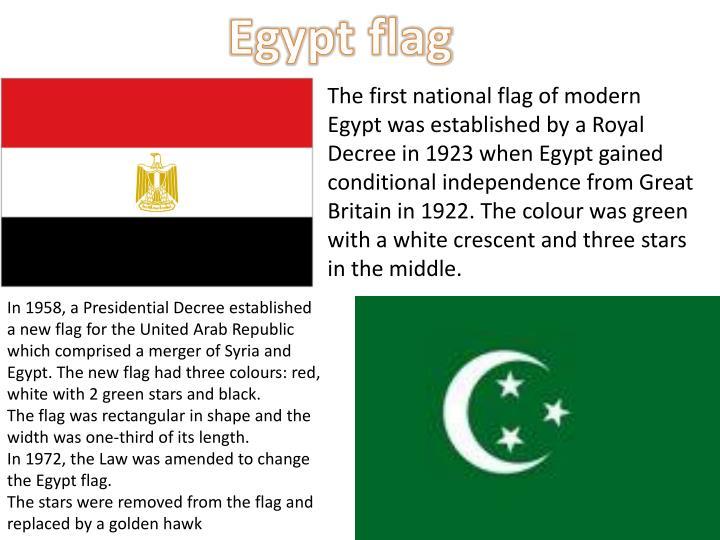 ppt egypt flag powerpoint presentation id 2666484