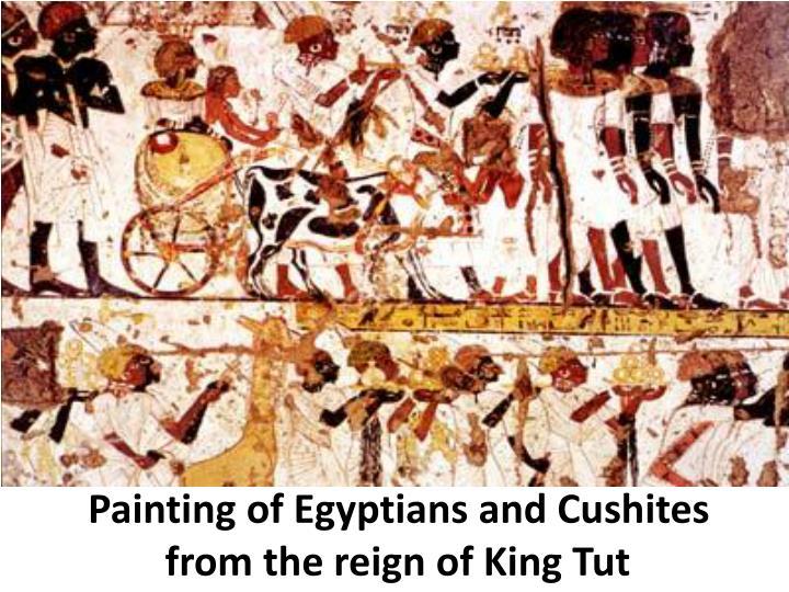 Egyptians and Cushites