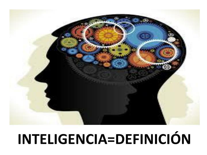 Inteligencia definici n