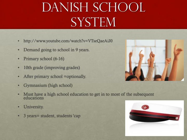 Danish school system