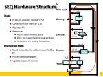 seq hardware structure