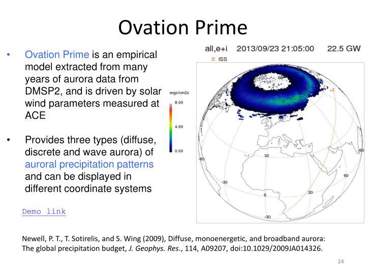 Ovation Prime