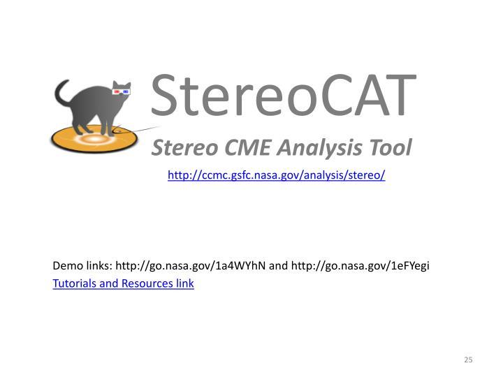 StereoCAT