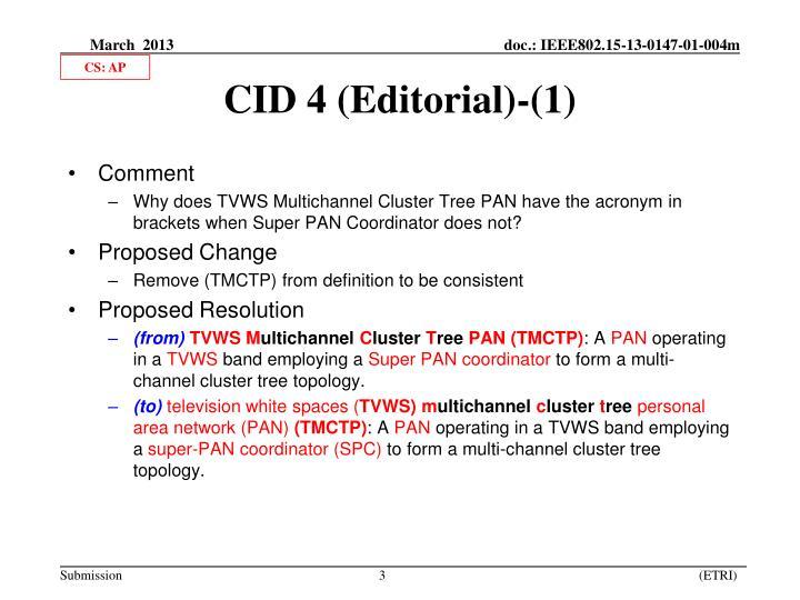 Cid 4 editorial 1