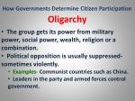 how governments determine citizen participation4