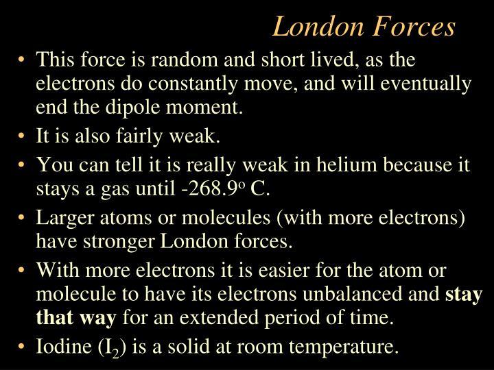 London Forces