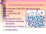 2 evaporation and particle motion1