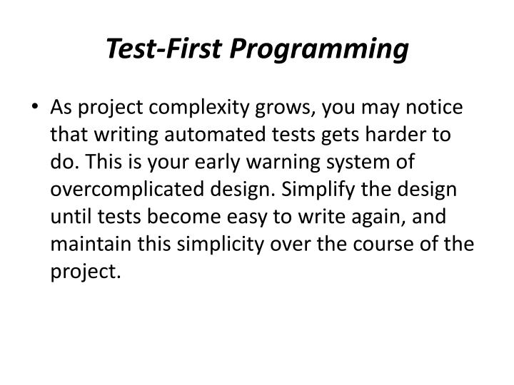 Test first programming2