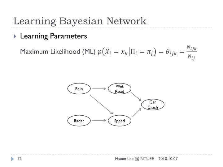 Learning Bayesian