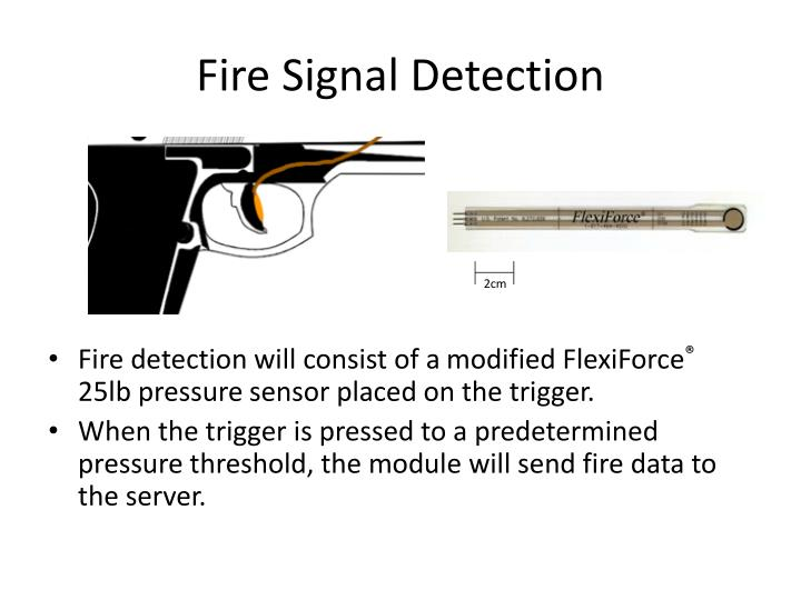 Fire Signal Detection