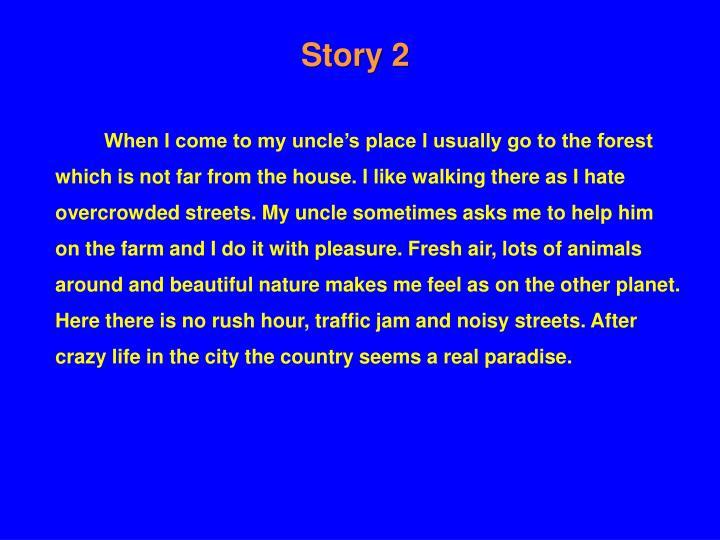 Story 2