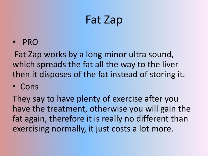 Fat Zap