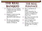 the real banquo