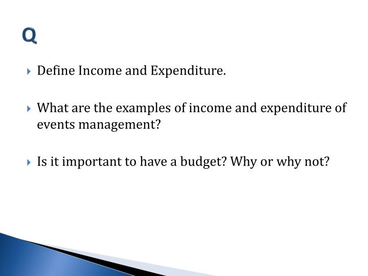 Bem financial management and the budget