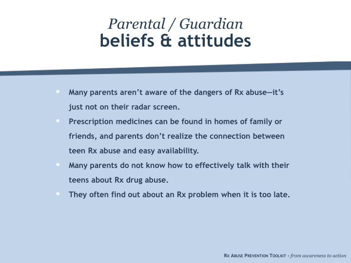 Parental / Guardian