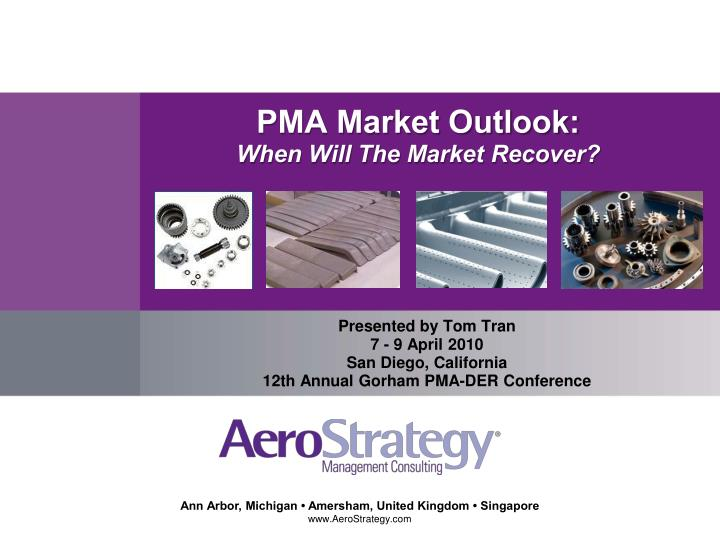 Pma market outlook when will the market recover