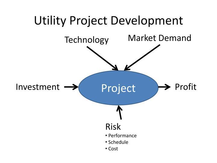 Utility project development
