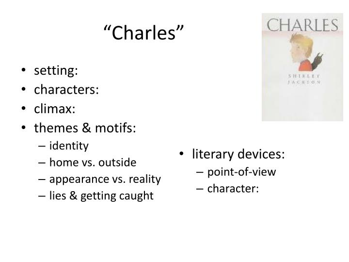 """Charles"""