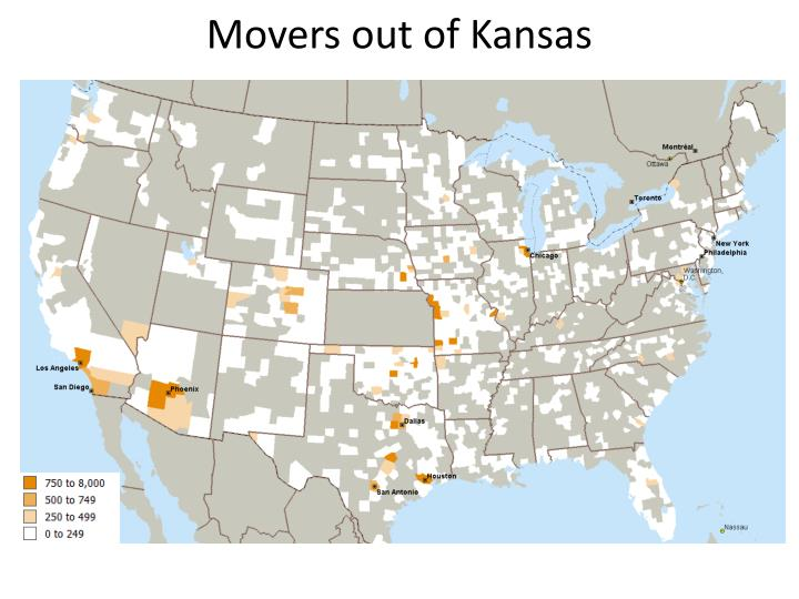 Movers out of Kansas