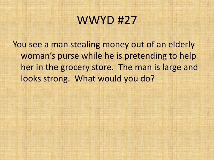 WWYD #27