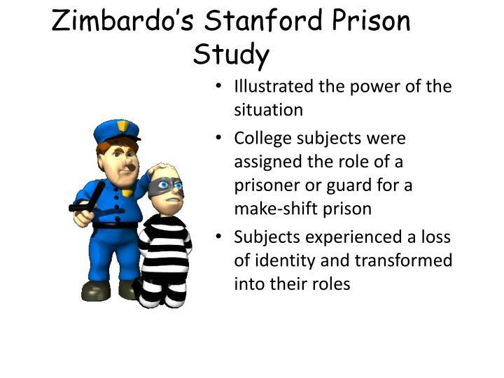 Zimbardo's