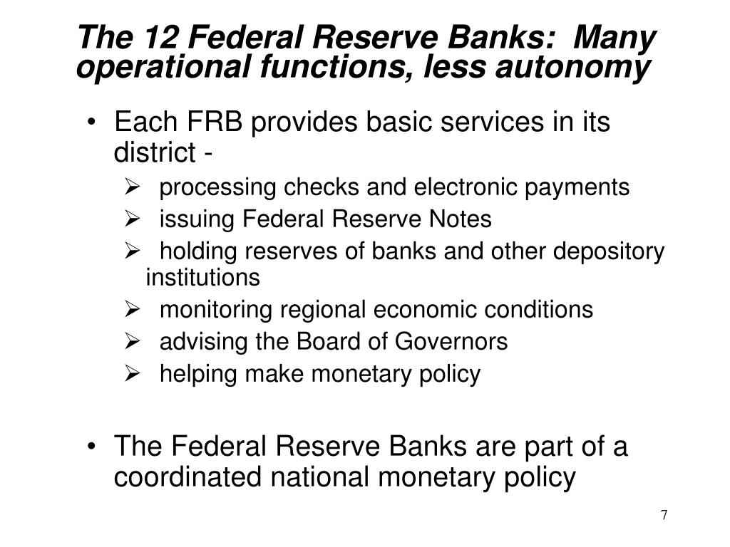 PPT - Demystifying the Federal Reserve: Understanding its