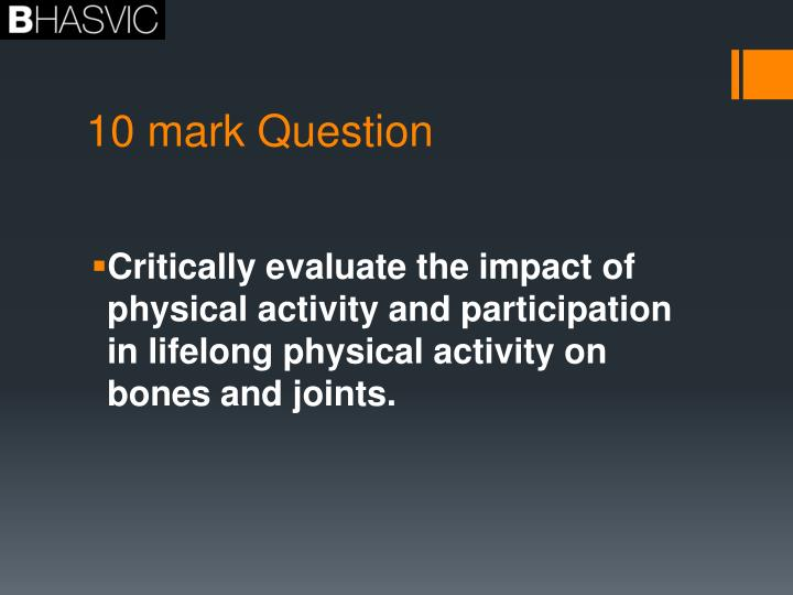 10 mark Question