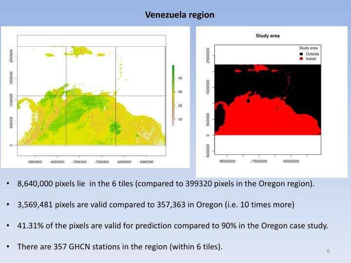 Venezuela region