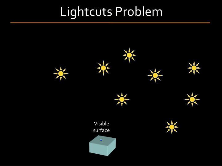 Lightcuts Problem