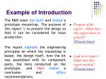 example of introduction2