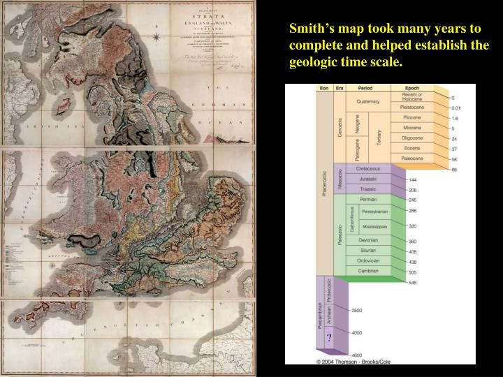 Smith's map
