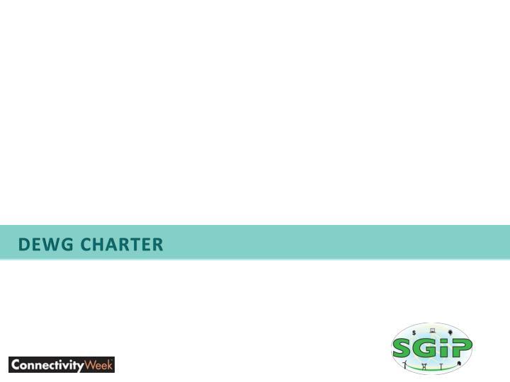 DEWG Charter
