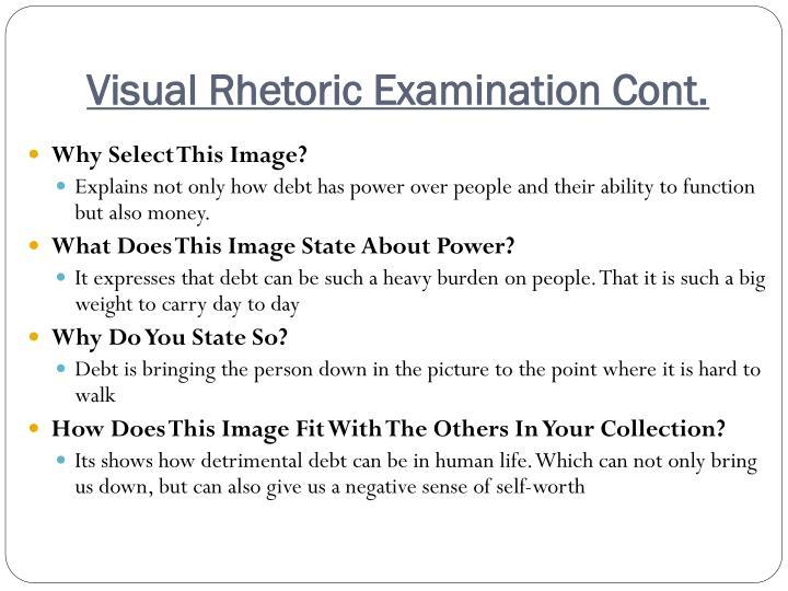 Visual Rhetoric