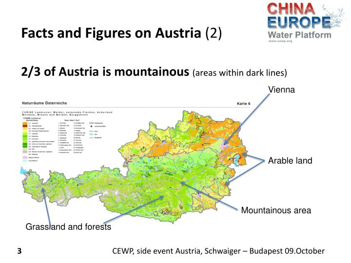 Facts and figures on austria 2