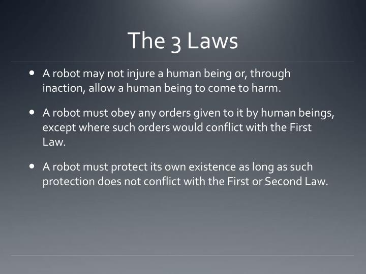 The 3 Laws